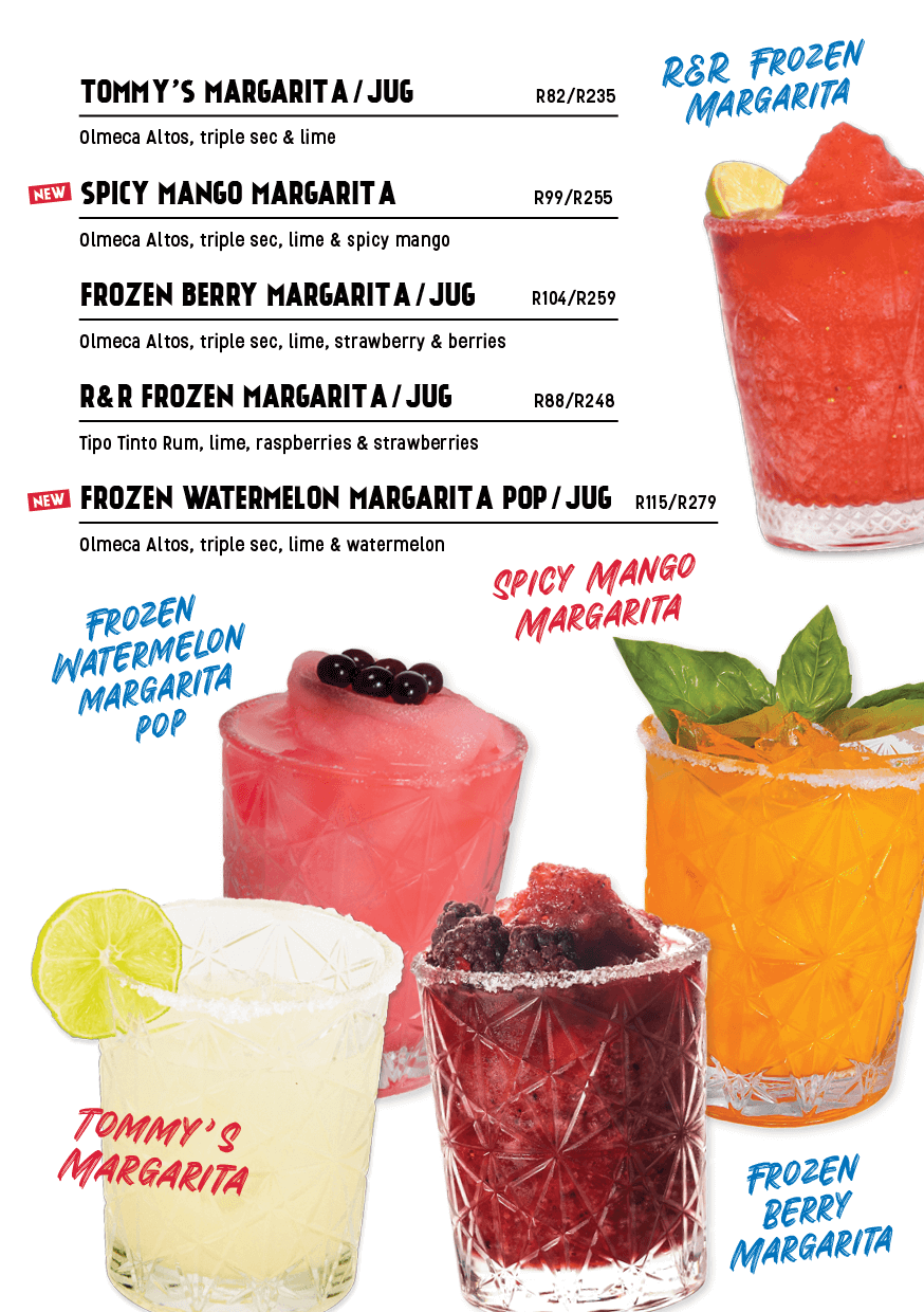 drinks menu page 3