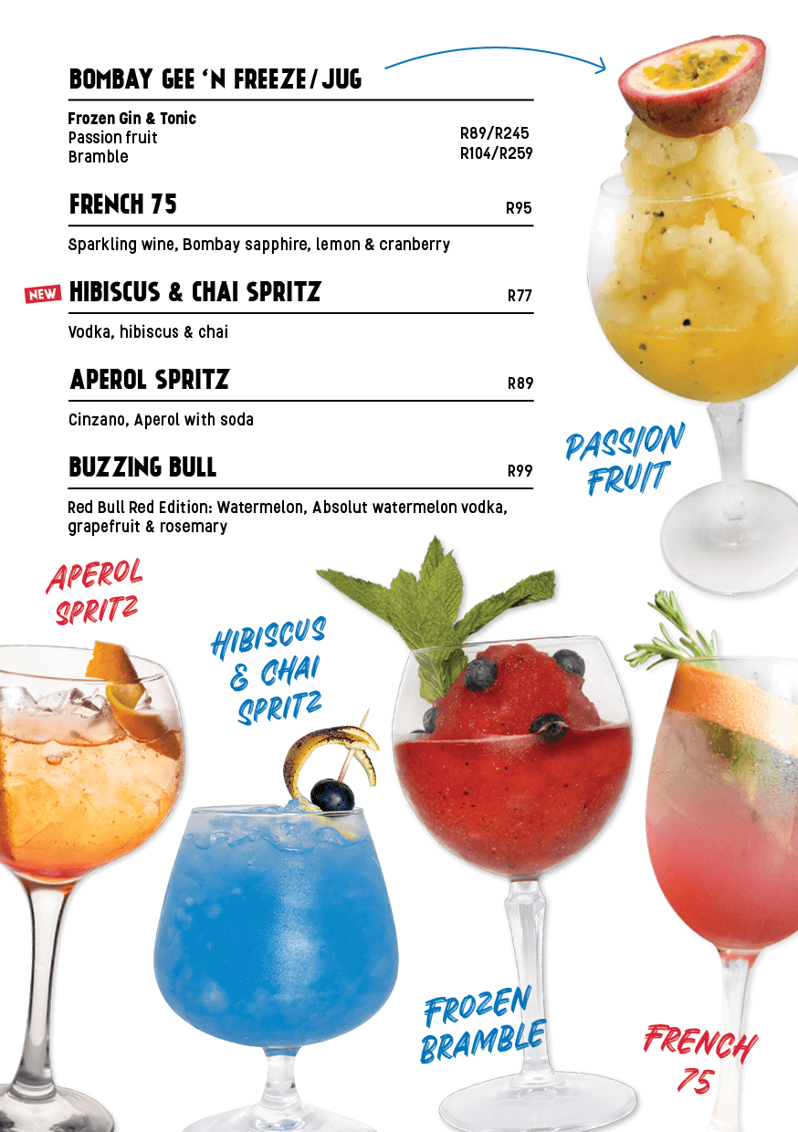 drinks menu page 9